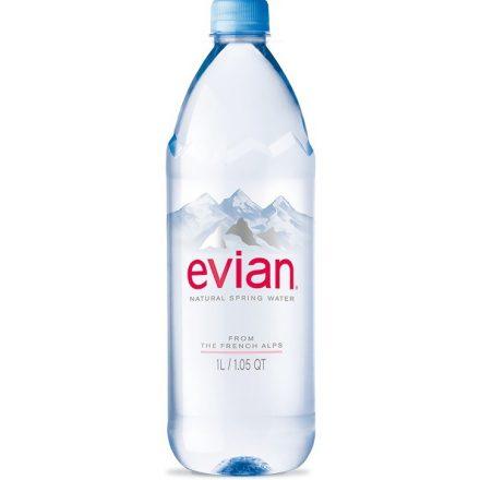 Evian ásványvíz szénsavmentes 1,5l