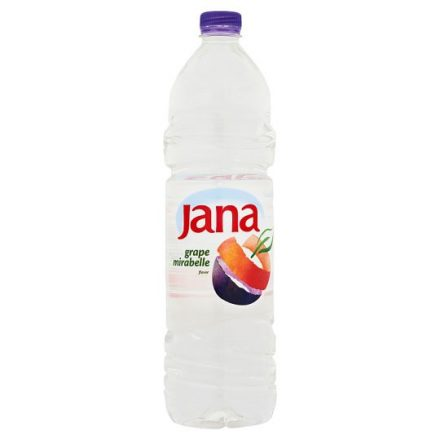 Jana Grape-Mirabelle 1,5L PET