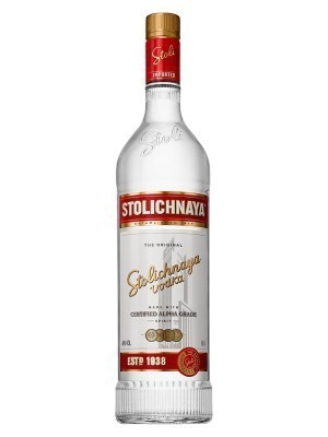Stolichnaya Premium Vodka 0,7l (40%)