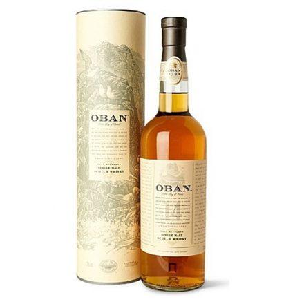 Oban Malt 14 Years Whisky 0,7l PDD (43%)