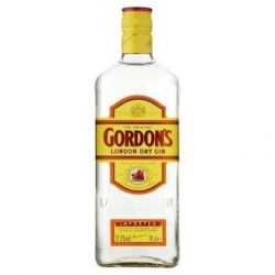 Gordon's London Dry Gin 0,7l (37,5%)