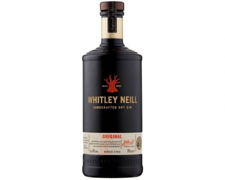 Whitley Neill Small Batch 0,7l (43%)