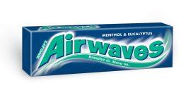 Airwaves Menthol&Eucalyptus Drazsé 14 g