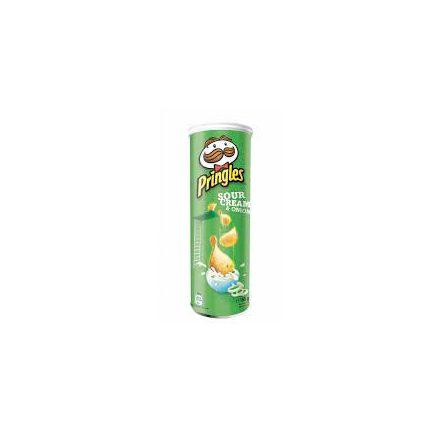 Pringles Hagymás-Tejfölös 165g
