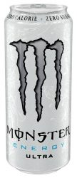 Monster Ultra Zero 0,5 l