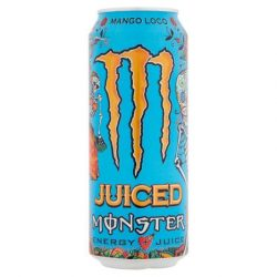 Monster Juiced Mango 0,5l DOB
