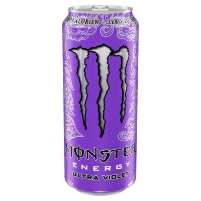 Monster Ultra Violet 0,5l DOB