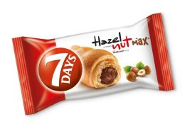 7 Days Croissant Double Hazelnut 80g