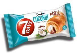 7 Days Croissant Double Kakaó-Kókuszkrém 80g