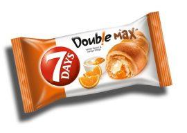 7 days Croissant narancs vanília 80g