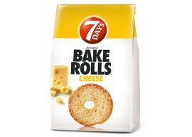 7 days Bake Rolls Sajtos 80g