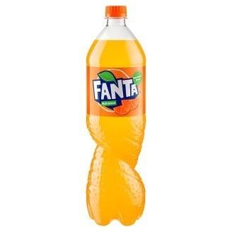Fanta Narancs 1l PET