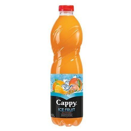 Cappy Ice Fruit Multivitamin 1,5l PET