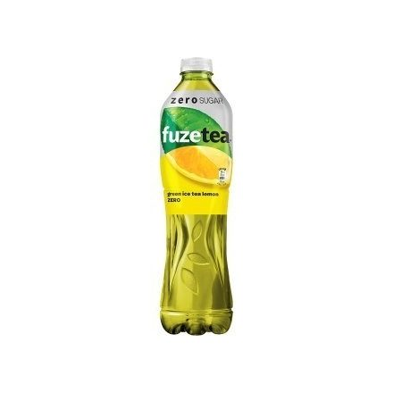 Fuze Tea Green Citrom Zero 1,5l