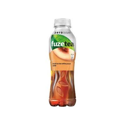 Fuze Tea Green-Barack Zero 0,5l
