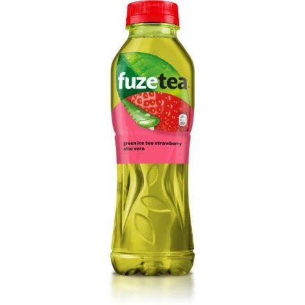 Fuze Tea Eper-Aloe 0,5l
