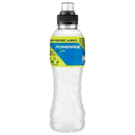 Powerade Zero Lemon 0,5l PET