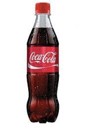 Coca-Cola 0,5l PET