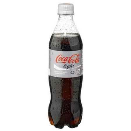 Coca-Cola Light 0,5l PET
