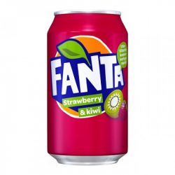 Fanta Strawberry & Kiwi 0,33l DOB