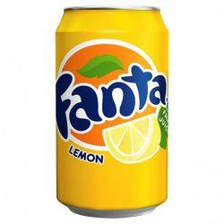 Fanta Lemon 0,33l DOB