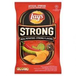 Lay's Strong Chili és Lime 65g