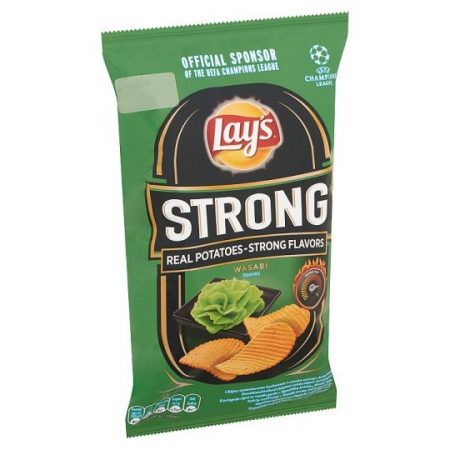 Lay's Strong Wasabi 65g