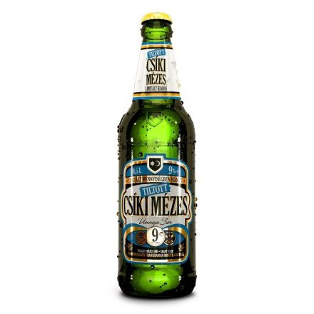 Csíki Mézes sör 0,5l PAL (9%)