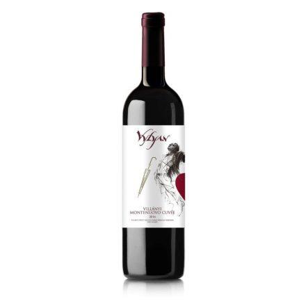 Vylyan Villányi Montenuovo Cuvée 2016 0,75l (13,5%)