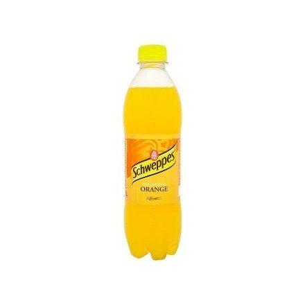 Schweppes Orange 0,5 l