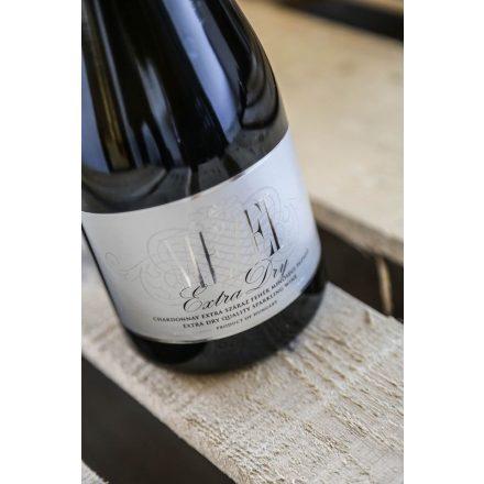 Mezei Chardonnay Extra Dry pezsgő 0,75l (12,5%)