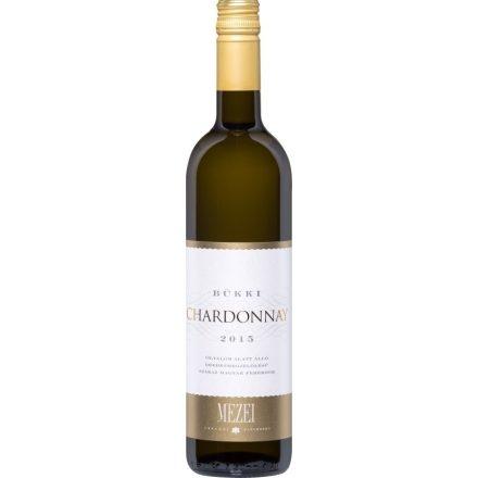 Mezei Bükki Chardonnay 2018 0,75l (12%)
