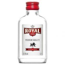 Royal Vodka Original 0,1l (37,5%)