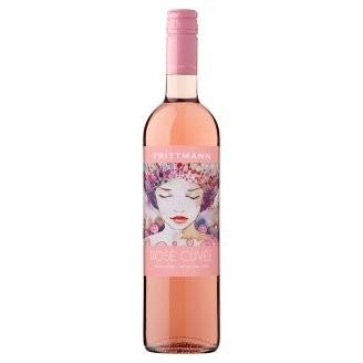 Frittmann Rosé Cuvée 2019  0,75l (12%)