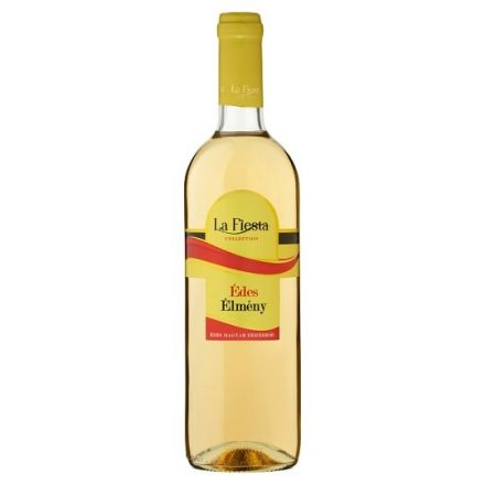 La Fiesta Édes Fehér 0,75l (10%)