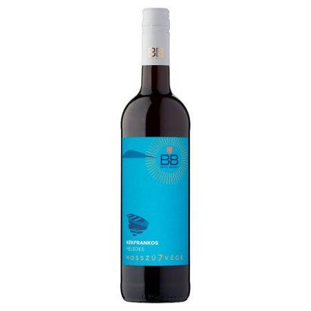 BB Hosszú7vége Kékfrankos 0,75l (11,5%)