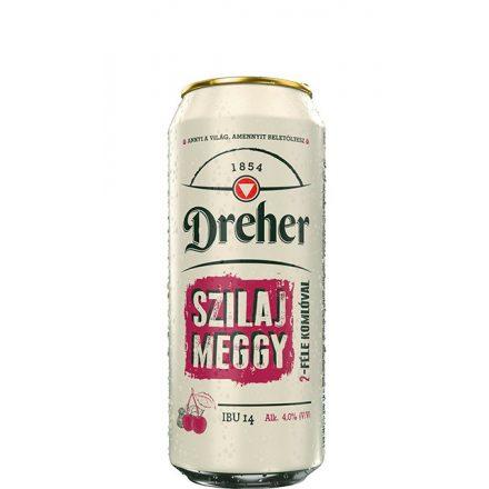 Dreher Szilaj Meggy 0,5l DOB (4%)