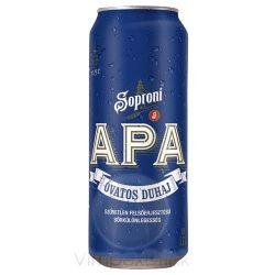 Soproni APA Óvatos Duhaj 0,5l DOB (5,5%)