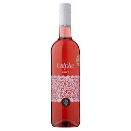 Ostoros Csipke Rosé 2019  0,75l (12,5%)