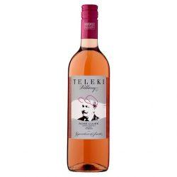 Teleki Villányi Rosé Cuvée 2018 0,75l (12,5%)