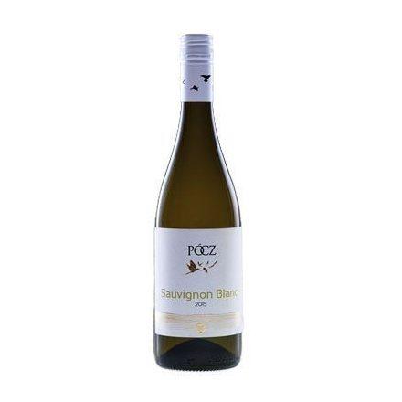 Pócz Sauvignon Blanc 2019  0,75l (12%)