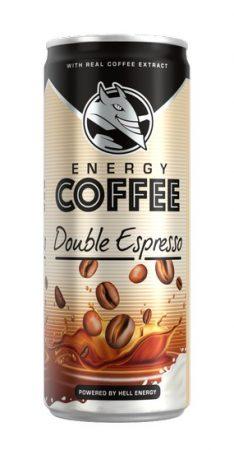 Hell Double Espresso Coffee 250ml