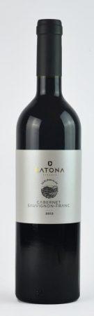 Katona Cabernet Sauvignon 2017 0,75l (13,5%)