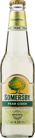 Somersby Pear 0,33l (4,5%)