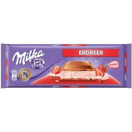 Milka Eper csokoládé (300g)