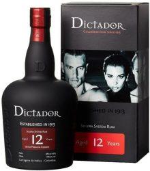 Dictador 12 years 0,7l PDD (40%)