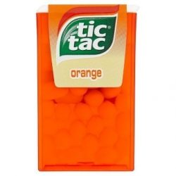 Tic Tac orange 18 g