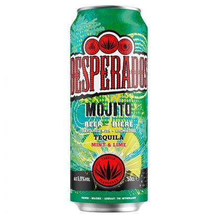 Desperados Mojito 0,5l (5,9%)DOB