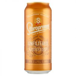 Staropramen Unfiltered 0,5l DOB (5%)