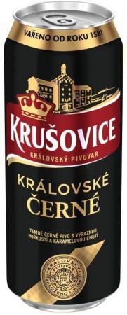 Krusovice Cerné 0,5l DOB (3,8%)